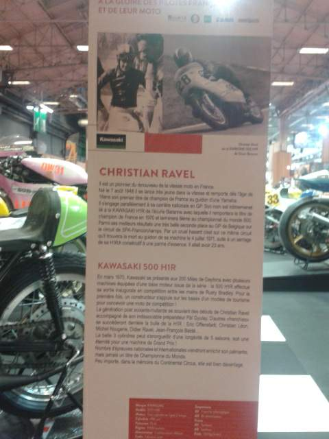 Salon de la Moto 'Paris 2013' Photos de la journée du 6/12 ! 2013-118