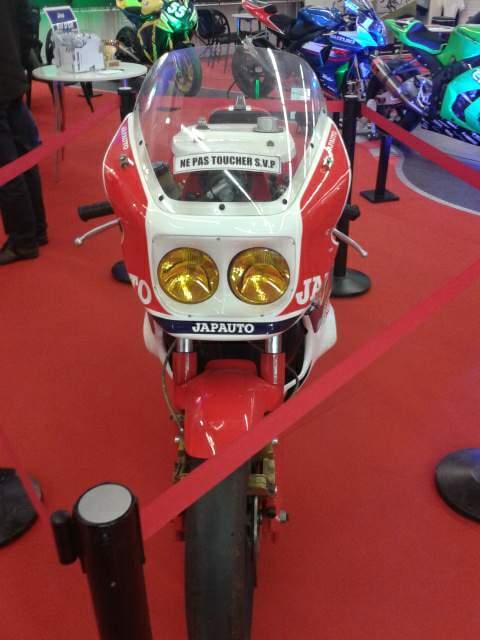 Salon de la Moto 'Paris 2013' Photos de la journée du 6/12 ! 2013-123