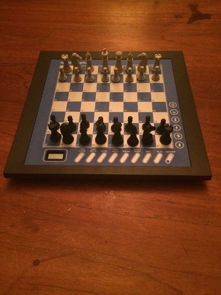 Saitek Kasparov Atlas _5710