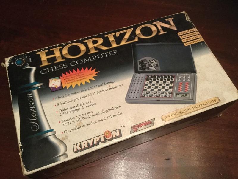 Systema Krypton Horizon Krypto11