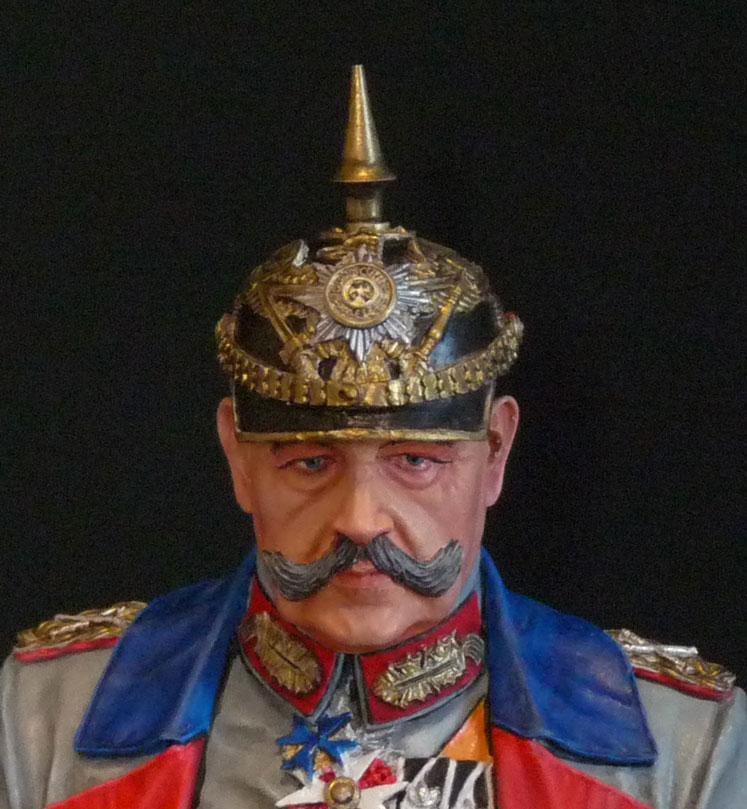 Paul von Hindenburg, 1/10, Life Miniatures Hinden10