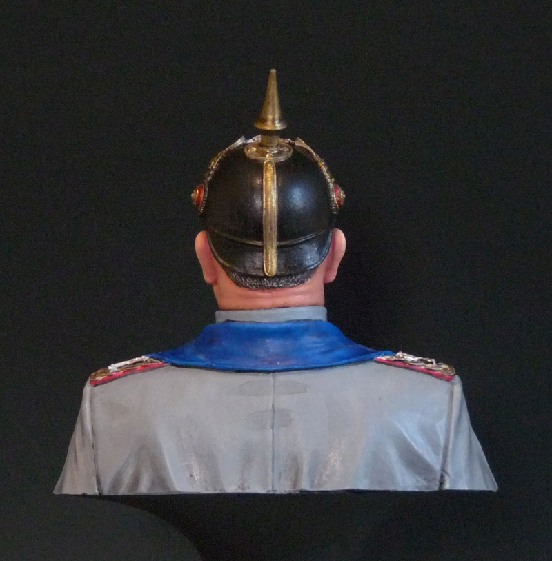 Paul von Hindenburg, 1/10, Life Miniatures Hinden12