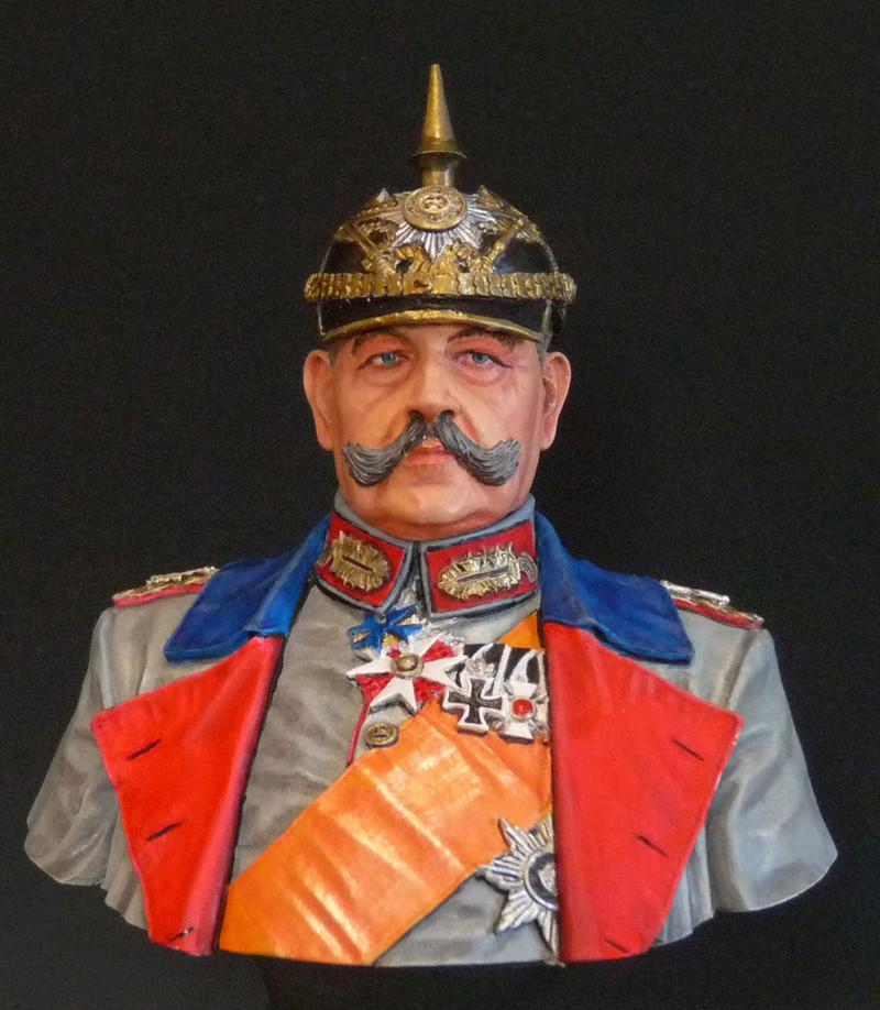 Paul von Hindenburg, 1/10, Life Miniatures Hinden15