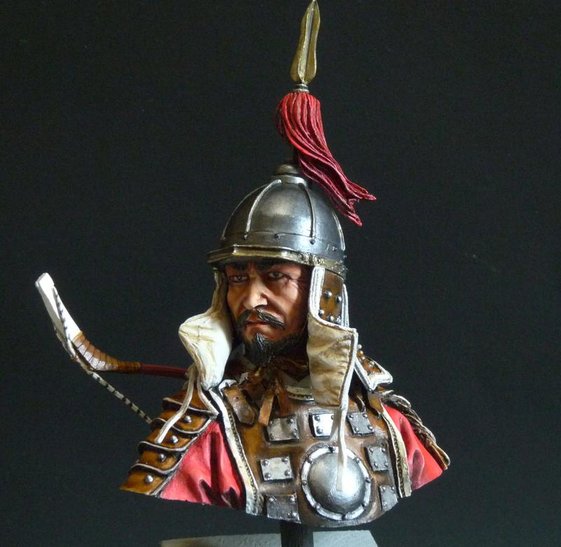 Guerrier mongol, Pegaso 1/10 Mongol10