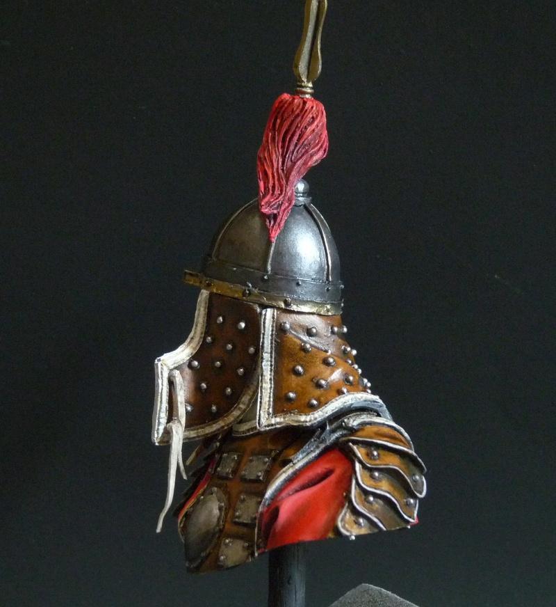 Guerrier mongol, Pegaso 1/10 Mongol13