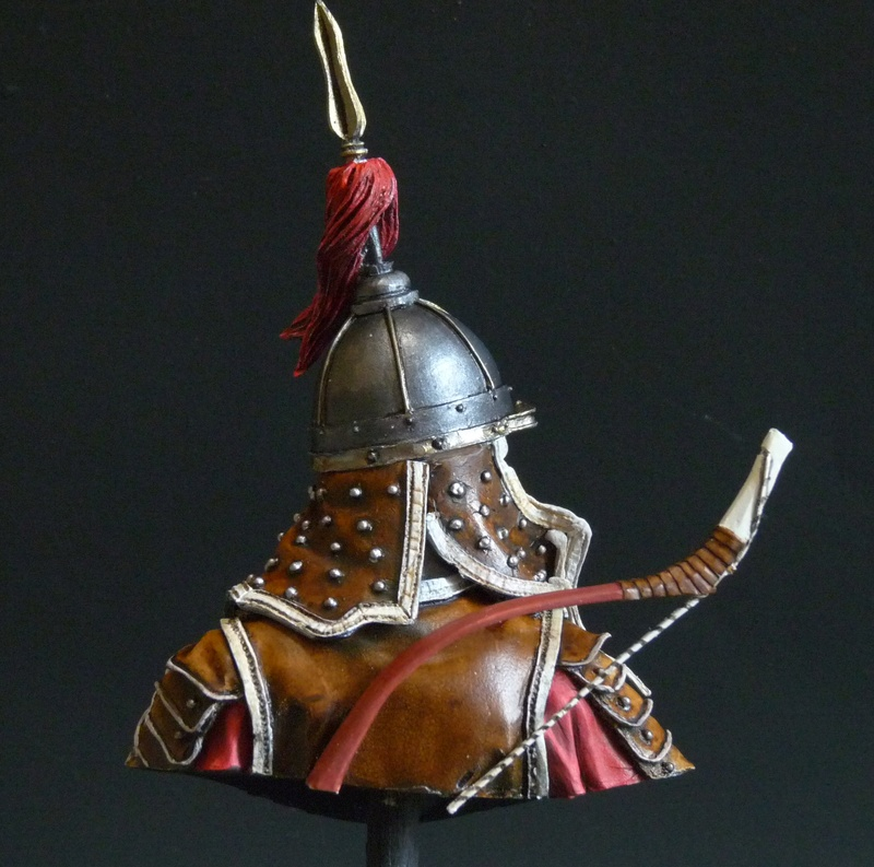 Guerrier mongol, Pegaso 1/10 Mongol14