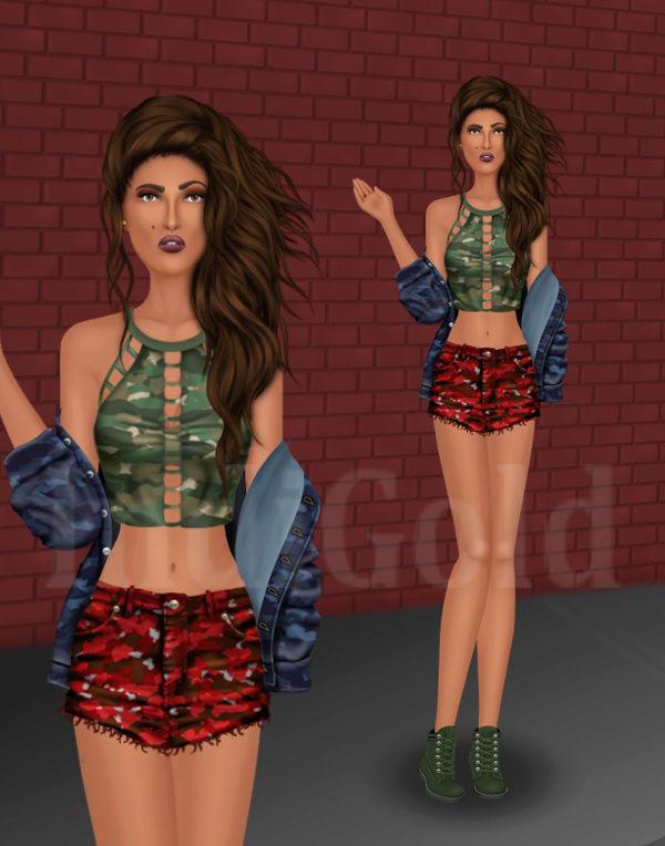 Outfits A8fu9011