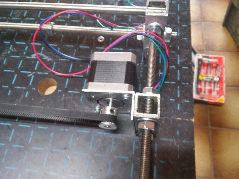 Mon imprimante 3D Maison 20170317