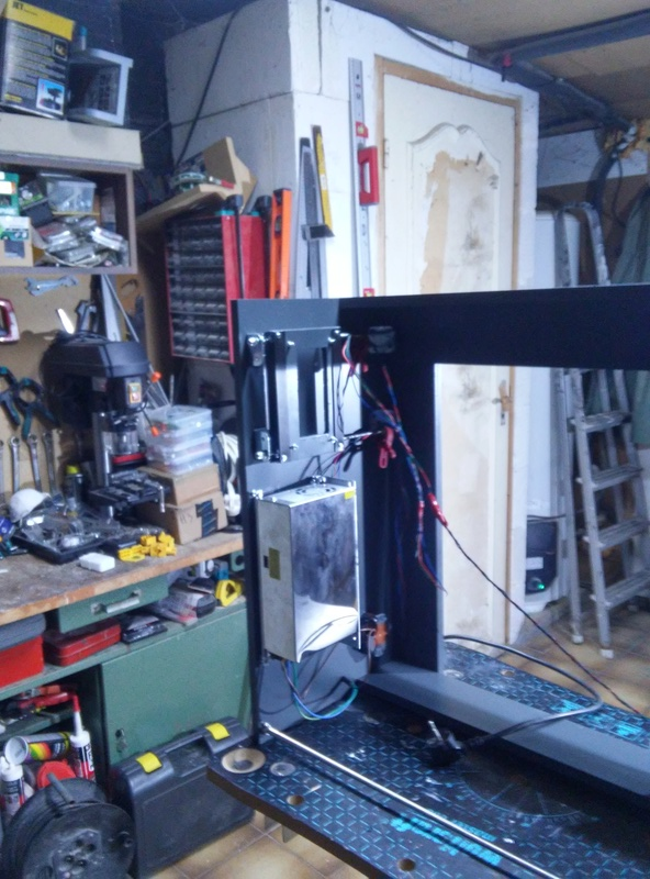 Mon imprimante 3D Maison 20170324