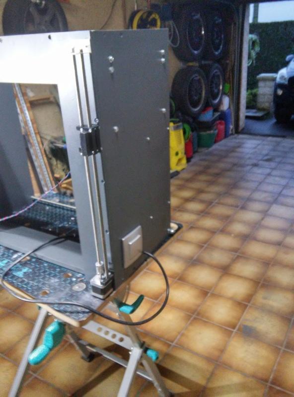 Mon imprimante 3D Maison 20170328