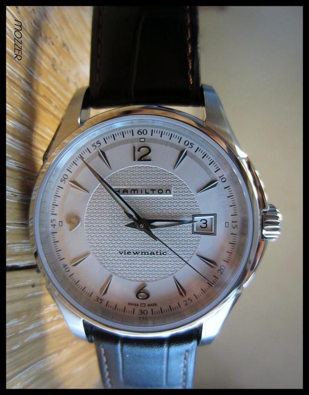 Besoin d'aide pour ma première montre Hamilt10