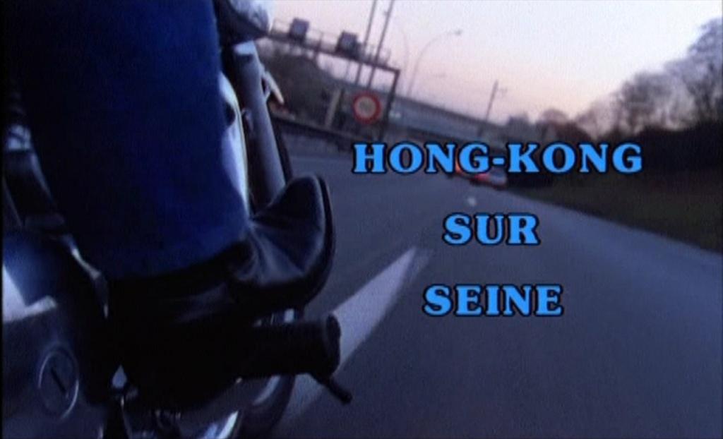 David Lansky . Hong Kong sur Seine  Sans3934