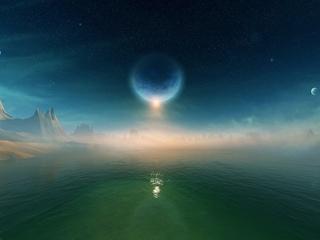 "Медитация 3. ""Волшебный танец Богини Луны"" Allfon10"