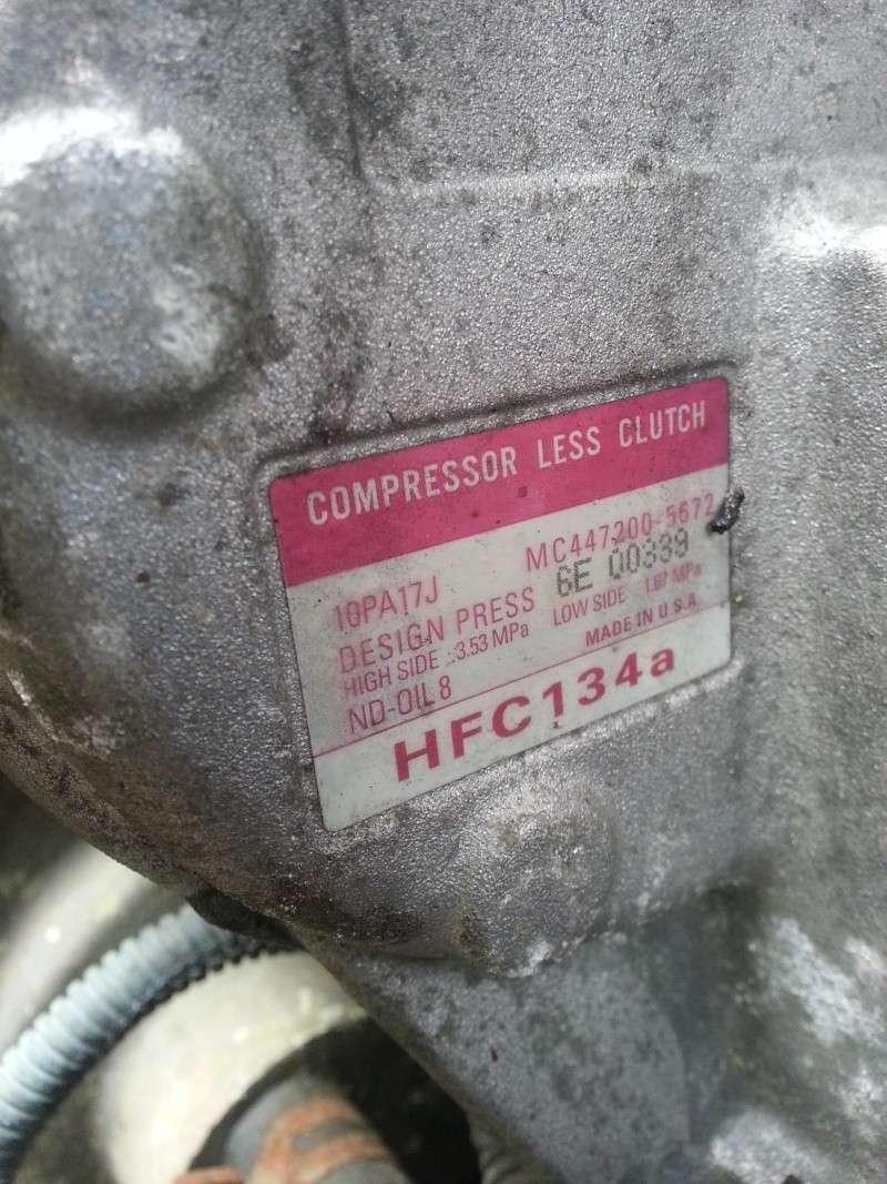 Recherche compresseur clim S3 2.4 de 1998 2014-038