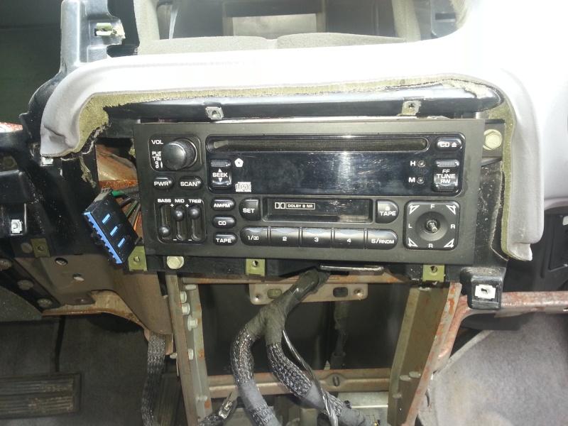 manuel autoradio et gamme de fréquences européennes 20140511