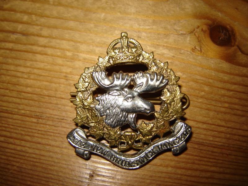 NB Rangers cap badge Afbeel21