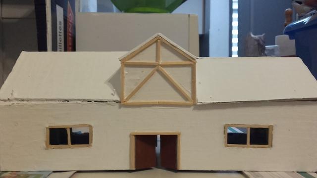 les 3 toitures installé  20170545