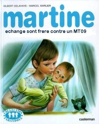 martine achète un MT 09 Connas10
