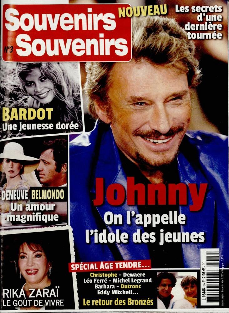 Souvenirs souvenirs  17033010