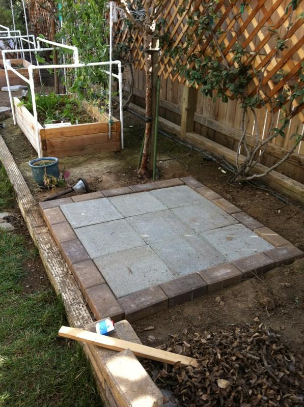 brick compost system? Compos35