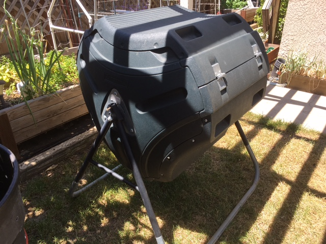 Tips for compost tumbler Compos38