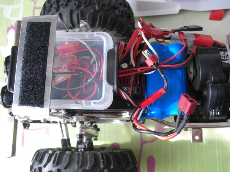 Montage de mon premier RC  sawback sport Cimg4317