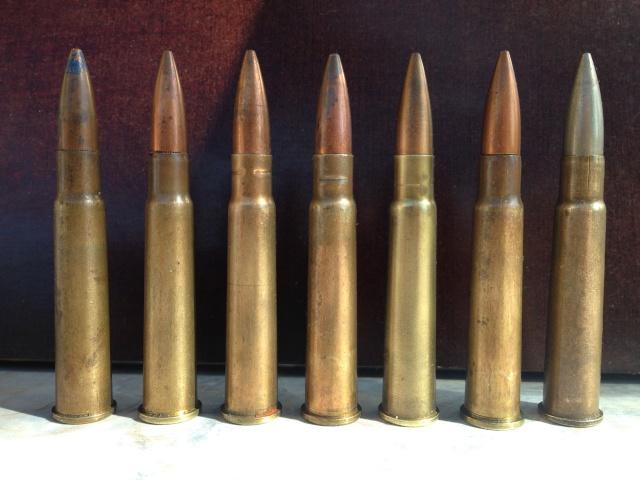Cartridge .303 British 01711