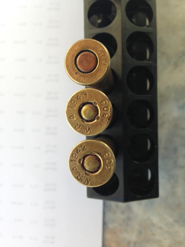 Cartridge .303 British 02010