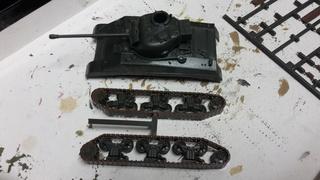 Sherman FIREFLY  (Armourfast - 1/72 ) 11-5-213