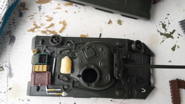 Sherman FIREFLY  (Armourfast - 1/72 ) 15-5-215