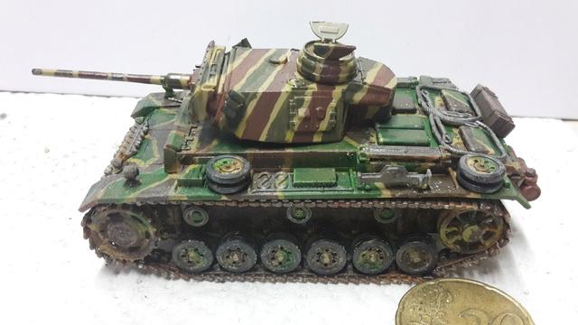 PzkPfw III auf M -- Revell--1/72  17-04-14
