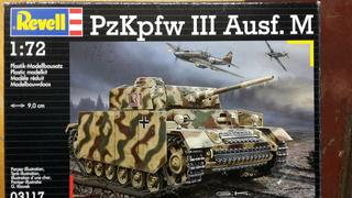 PzkPfw III auf M -- Revell--1/72  20170327