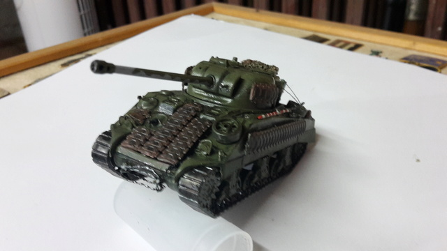 Sherman FIREFLY  (Armourfast - 1/72 ) En_att11