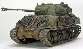 Sherman FIREFLY  (Armourfast - 1/72 ) Projet12
