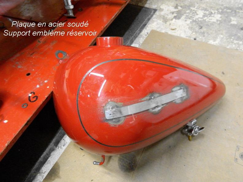 Restauration 1200 FLH électra glide 1976 613