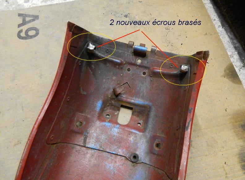 Restauration 1200 FLH électra glide 1976 811