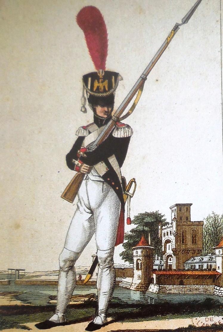 Sabre briquet de Fusilier de la Garde Impériale  Martin10