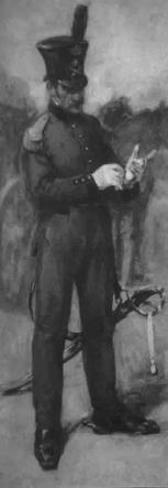 sabre d'officier holandais dans le style du modèle de cavalerie légère 1813 n°2 Offici10
