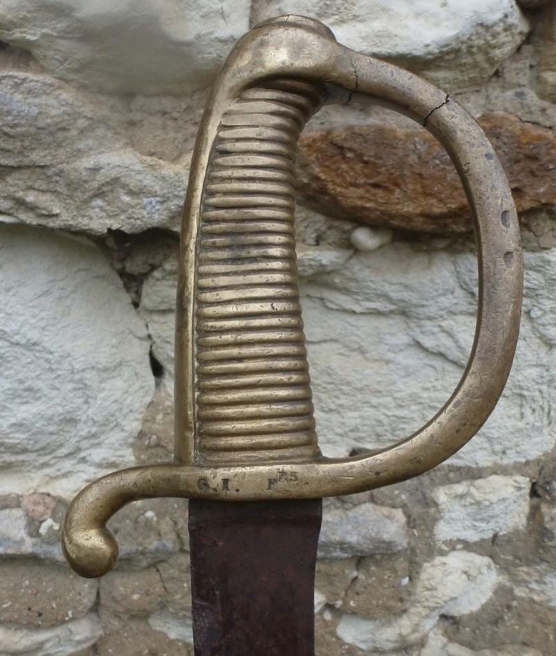 Sabre briquet de Fusilier de la Garde Impériale  P1190710