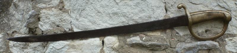 Sabre briquet de Fusilier de la Garde Impériale  P1190723