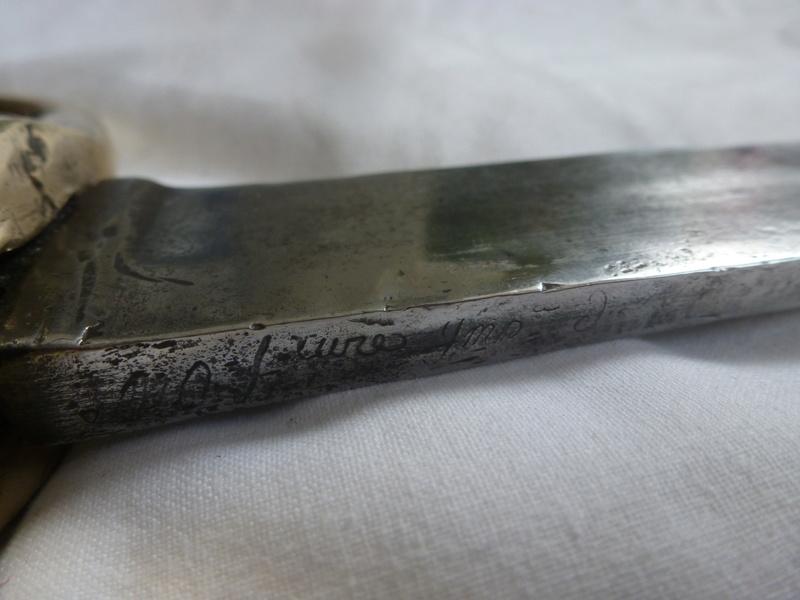 Sabre briquet de Fusilier de la Garde Impériale  P1190920