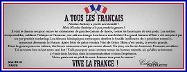 Boîte postale pour Nicolas Sarkozy Bandea10