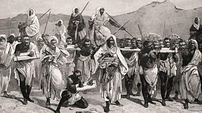 Esclavage et déculpabilisation : Boko Haram met Taubira à CRAN ! Esclav11