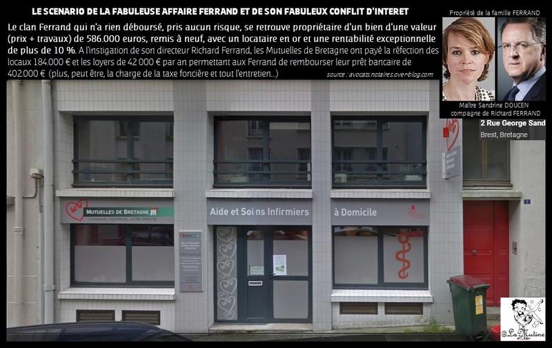 """""""le scénario de la fabuleuse affaire Ferrand"""" par l'expert en Droit des Affaires  Ferran10"""