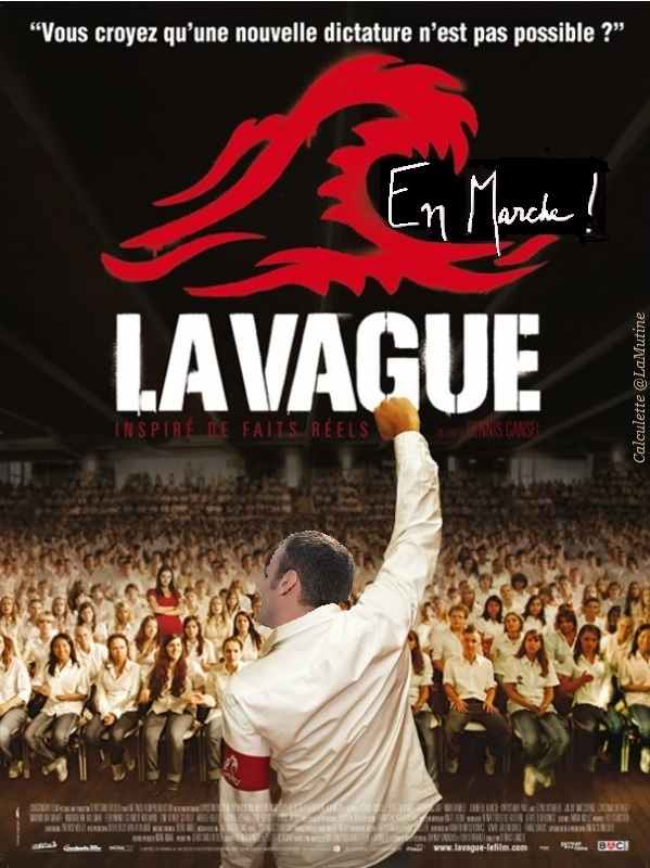"""Saisissante prophétie de Houellebecq - """"Soumission"""" annonce Macron en 2017 Macron15"""