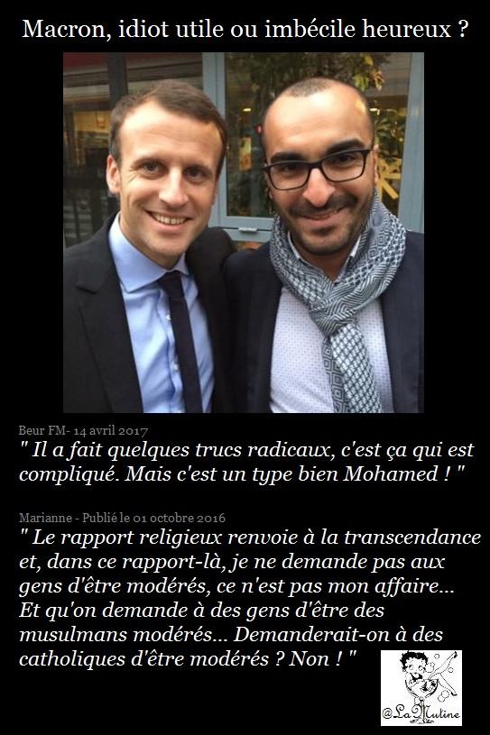 """Saisissante prophétie de Houellebecq - """"Soumission"""" annonce Macron en 2017 Macron16"""