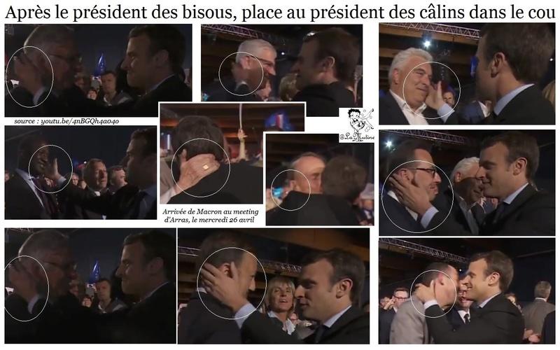"""Macron est """"un psychopathe"""" Diagnostic alarmant d'un psychiatre italien Macron20"""