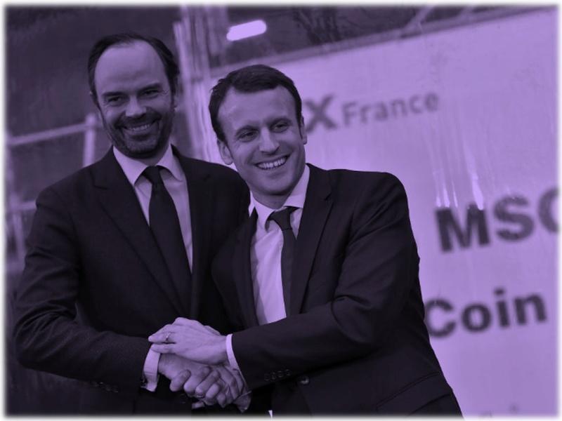ALERTE Avec Edouard Philippe, partition du territoire - par Mohamed Louizi Macron24