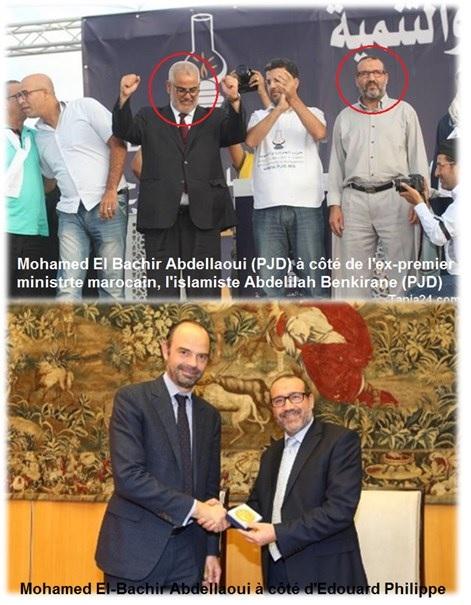 ALERTE Avec Edouard Philippe, partition du territoire - par Mohamed Louizi Macron26