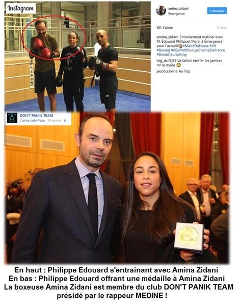 ALERTE Avec Edouard Philippe, partition du territoire - par Mohamed Louizi Macron27